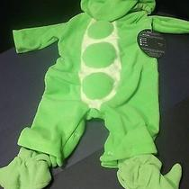 0 3 Month Pottery Barn Sweet Pea Costume Infant Baby Kid Halloween Easter New Photo