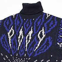 1155 Italy Maison Martin Margiela 10 Abstract-Bolts Chunky Heavy Sweater Xl Photo