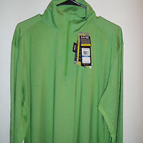 1-Nwt Ua  Mens Iso-Chill Element 1/4 Zip Fishing Long Sleeve  Xl Photo
