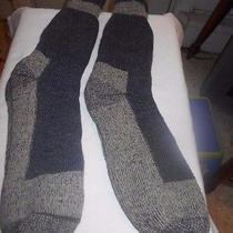 1 Pr Mens Carhartt Extreme Cold Wheather Wool Blend Boot Socks-Sz-10-13 Photo