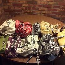 10 Lady's Purses Designer Brands Kathy's Prada and Others Excellent Condition Photo