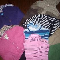 10 Pc Lot Children's Place Kc Parker  Others  Sweaters Pants Shirts  Sz 7/8 Photo