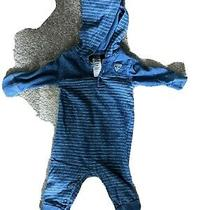 10 Piece 0-3m Baby Boy Fall Winter Lot - Guess Old Navy Cat & Jack  Photo