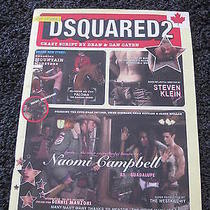 100%Auth Dsquared 2 Dsquared Ranger Collectible Book Only for Collectors Photo
