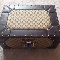 100% Authentic Bnwt Gucci Guccissima Leather Jewelry Case/box Photo
