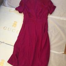 100% Authentic Brand New Gucci Wrap Dress Photo
