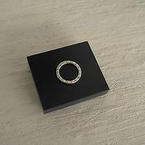 100% Authentic Bvlgari Key Ring Sterling Silver 925  Photo