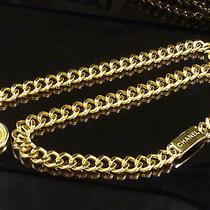 100% Authentic Chanel Chain Belt Coco Charm Good Condition Photo