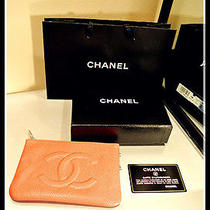 100% Authentic Chanel Cosmetic Bag/ Coin Purse Photo