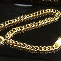 100% Authentic Chanel Popular Chain Thick Belt Coco Charm Photo