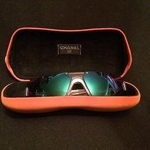 100% Authentic Chanel Sunglasses 5016 C.547/27 65 14 120 With Original Hard Case Photo