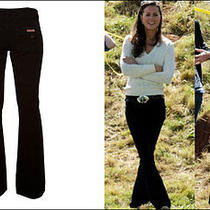 100% Authentic Dark and Sexy Hudson Signature Flares-So Soft-27-Kate Middleton Photo