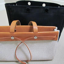 100% Authentic  Hermes Two Bags for the Price of one.interchagable . France.  Photo