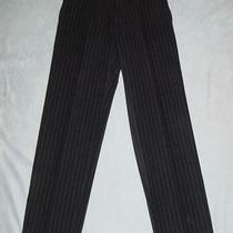 100% Authentic Hugo Boss Parker Velvet Pants Size 30 R Photo