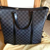 100% Authentic Louis Vuitton Damier Graphite Tadao New Retails 2110 Photo