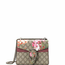 100% Authentic New Gucci Supreme Gg Mini Bloom/blossom Dionysus Shoulder Bag Photo