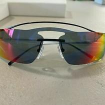 100% Authentic Prada Catwalk Sunglasses Spr50v Photo