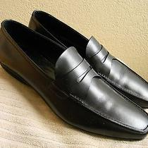 100% Authentic Prada Shoe Bit Loafer (Men) Size 8 1/2 Us / 7 1/2 Eu Photo