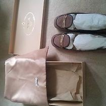 100% Authentic Prada Shoes Size 8.5 Dust Pink   New With Box  Photo