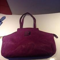 100% Authentic Purple Fendi Bag Photo