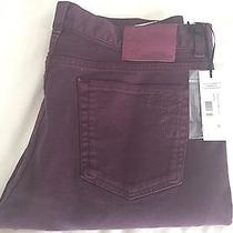 100% Authentic Versace Mens Jean Pants Size 38 Photo