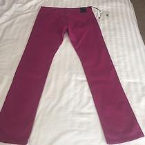 100% Authentic Versace Mens Pants Size 35 Photo
