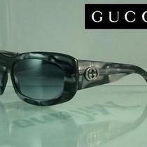 100% Genuine Gorgeous Gucci Gg 2971s 2971 Sve7v Grey Mother of Pearl Sunglasses Photo