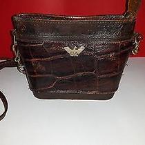 100% Genuine Italian Antiques Armani Bag Photo