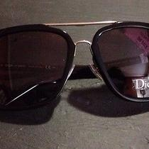 100% New & Authentic Dior Homme Blacktie 121 807bnauthentic Sunglasses No Box. Photo
