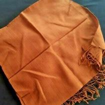 100% Silk Scarf   Natural Dye Photo