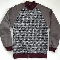 1015 Damir Doma Tuscan Wool Blend Sweater Top Sweatshirt 36 Us-4/6 S Photo