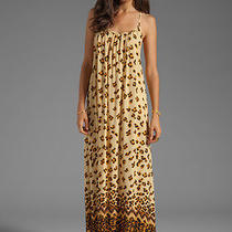 106 Minkpink 'Wild Thing' Maxi Dress in Multicolor (M) Photo