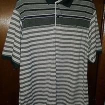 110.00 Men's Lacoste Shirt -  - Men Size L  Photo