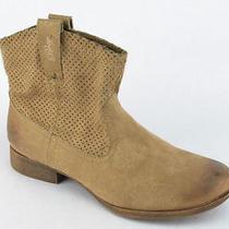 115 Roxy Buckeye Women's Tan Ankle Boots Us9 Photo