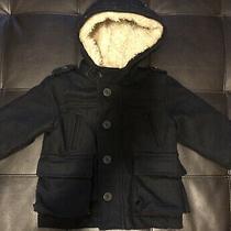 12-18m Navy Blue Baby Gap Coat Photo