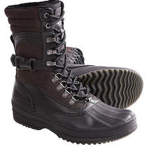 12 M Sorel Men's Kitchener Conquest Boot 100 Gram Insulated Winter  Photo