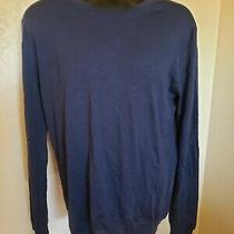 1200 Gucci Mens Blue Sweater New With Defects Size Xxl Photo