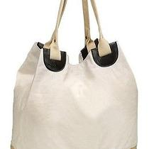 12oz Dual Handles Shopping College Soft Ladies Tote Bag - Natural Photo