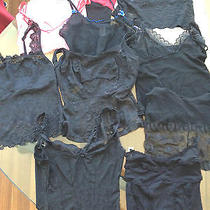13 Cosabellaon Gossamerhanky Pankyjoisearianne Cami/short 11 Black 2 Other  Photo