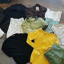 13 Piece Lot Xs Clothing Jackets Express Banana Republic  Abercrombie  Photo