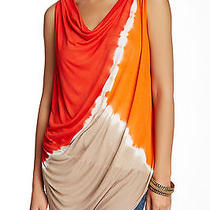 137 Nwt Young Fabulous & Broke Yfb Swept Tank Fire Tri-colorsz.s Photo