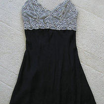 138 Cosabella Lace Bodice Silk Chemise Nighty Nordstrom  S  Perfect Photo