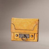 138 Frye Cameron Wallet Mid Yellow Antique Soft Full Grain Photo