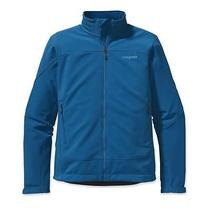 139 Nwt Patagonia Men's Adze Softshell Jacket 2xl Blue New Photo