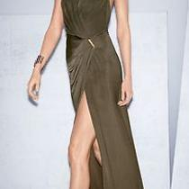 148 New Victoria's Secret High-Slit Maxi Dress Sizesmall Photo