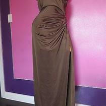 148 New Victoria's Secret High-Slit Maxi Dress Sizex-Small Photo