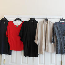 15 Pc Lot Womens Juniors Express Banana Republic Gap J Lo Tops Sweaters Small S Photo