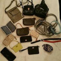 16 Designer Purses / Wristlets / Wallets Coach and More  Photo