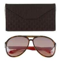 1627/s 0q22 G4 Unisex Gucci Sunglasses Gucci Safilo Eyewear Dark Havana/orange Photo