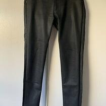 168 Dl1961 Women's Emma Power Legging Jeans Riker Black Nwot Size 25 Photo